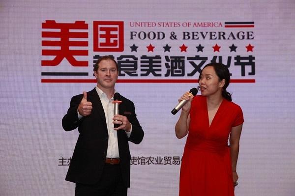 美国文化节携手春播美食季